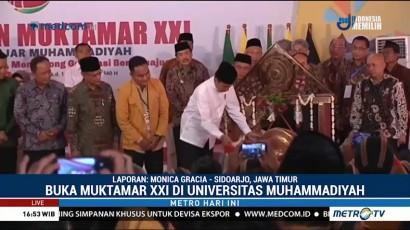 Jokowi Buka Muktamar XXI IPM di Universitas Muhammadiyah