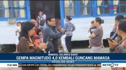 Warga Mamasa Panik Akibat Gempa Susulan 4.0 SR