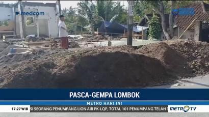 Korban Gempa Lombok Harap Pembangunan Risha Dipercepat