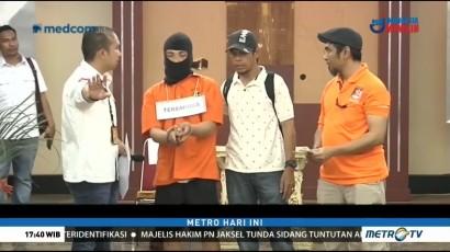 Prarekonstruksi Pembunuhan Keluarga di Bekasi, HS Peragakan 35 Adegan