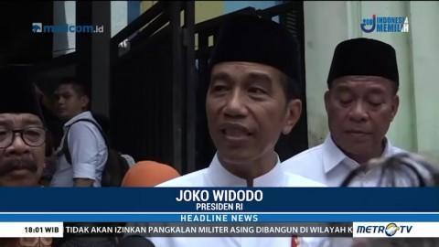 Jokowi Bela Baiq Nuril
