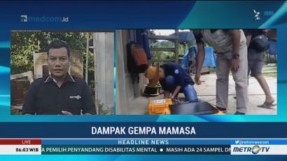 Gempa Mamasa Berkorelasi dengan Palu, Sigi & Donggala