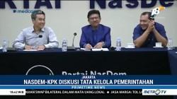 NasDem Bertemu Pejabat KPK Bahas Pencegahan Korupsi