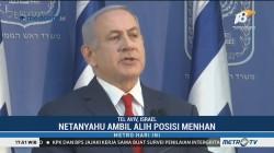 Krisis Israel, Netanyahu Ambil Alih Posisi Menhan