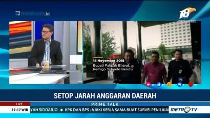 Pencegahan Korupsi di Indonesia Masih Lemah