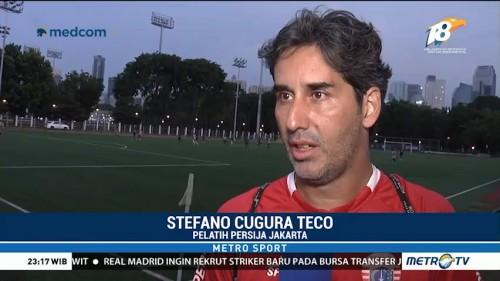 Pelatih Persija Optimis Menang atas Persela