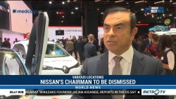 Nissan's Chairman to be Dismissed