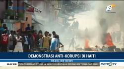 Hari ke-2 Demonstrasi di Haiti, Seorang Polisi Tewas Ditembak