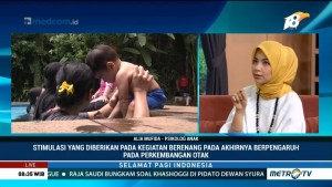 Mengajari Anak Berenang Sejak Dini (1)