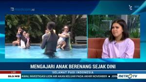 Mengajari Anak Berenang Sejak Dini (2)