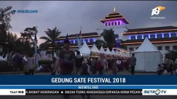 Rayakan Hut ke-73, Pemprov Jabar Gelar Festival Gedung Sate