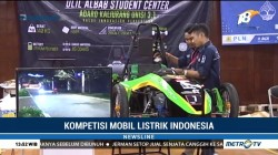 Polban Kembali Gelar Kompetisi Mobil Listrik Indonesia