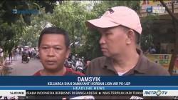 Keluarga Korban Lion Air Harap Proses Identifikasi tak Dihentikan