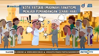 Khazanah Islam Spesial Maulid Nabi: Agama dalam NKRI (2)