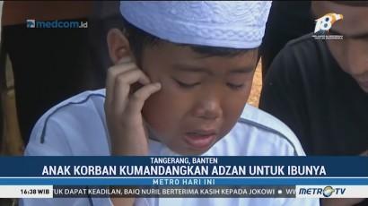 Jenazah Fiona Korban Lion Air Dimakamkan di TPU Kramat Wates