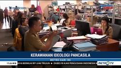 19,4% PNS Tak Setuju dengan Ideologi Pancasila