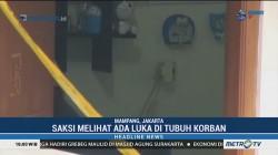 Seorang Perempuan Ditemukan Tewas di Kamar Indekos Mampang