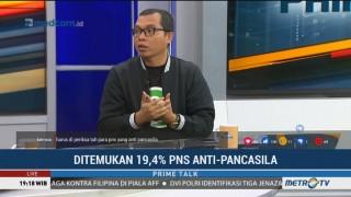 Pembinaan PNS Anti-Pancasila Harus Tepat Sasaran