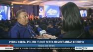 NasDem Tegaskan Komitmen Memberantas Korupsi