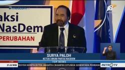 Pesan Surya Paloh di Konsolidasi Anggota DPR & DPRD NasDem se-Indonesia