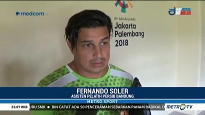Persib Bantah Tuduhan <i>Match Fixing</i>