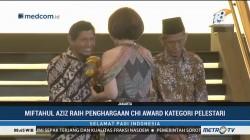 CHI Award Beri Penghargaan kepada Pahlawan Warisan Budaya
