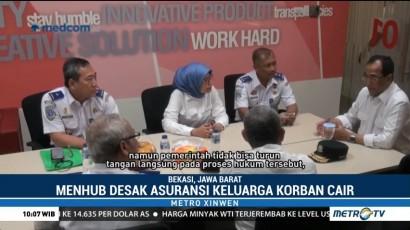 Keluarga Korban Lion Air PK-LQP Gugat Boeing