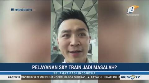 Kekecewaan Terhadap Pelayanan <i>Skytrain</i> Bandara Soetta