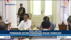 Presiden Gelar Rapat Terbatas soal Pembangunan SDM