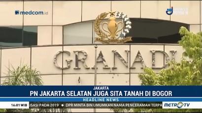 PN Jaksel Sita Sejumlah Aset Yayasan Supersemar