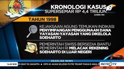 Kronologi Kasus Supersemar