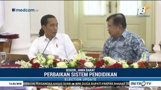 Jokowi Komitmen Perkuat SDM