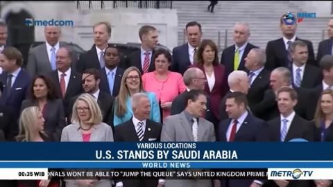 US Stands By Saudi Arabia Despite the Killing of Jamal Khashoggi