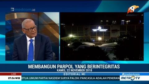 Bedah Editorial MI: Membangun Parpol yang Berintegritas