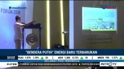 'Bendera Putih' Energi Baru Terbarukan