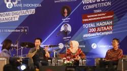 BI Goes To Campus 2018 Palembang Dipadati Calon Pelaku Ekonomi Digital