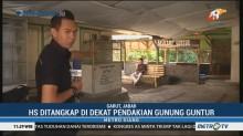 Melihat TKP Penangkapan Tersangka Pembunuhan di Bekasi