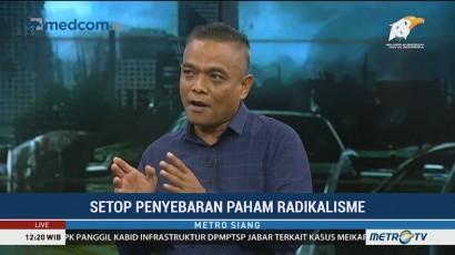Setop Penyebaran Paham Radikalisme (2)