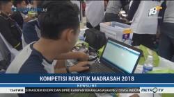 Grand Final Kompetisi Robotik Madrasah 2018 Digelar Sabtu Ini
