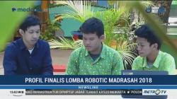 Profil MAN 1 Yogyakarta, Finalis Grand Final Kompetisi Robotik Madrasah 2018