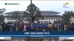 Jabar Tetapkan UMK 2019 Naik 8,03 Persen Kecuali Kabupaten Pangandaran