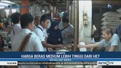 Bulog Gelar Operasi Pasar Beras di Jakarta