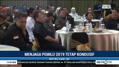 Kemendagri Gelar Rakornas Persiapan Pemilu 2019