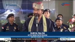 Surya Paloh: Peresmian Kantor DPW NasDem Memotivasi Kader untuk Membangun Kalbar