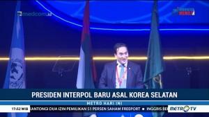 Presiden Baru Interpol Berasal dari Korea Selatan