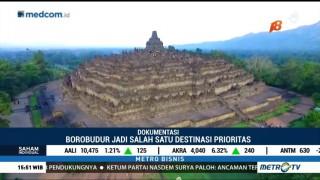 Pemerintah Siapkan Rp2 T untuk Kembangkan Borobudur