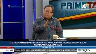Keseriusan Indonesia Menangani Perubahan Iklim