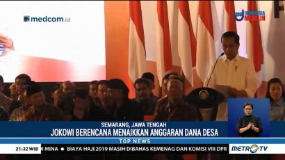 Jokowi Kritik Administrasi Pengelolaan Dana Desa