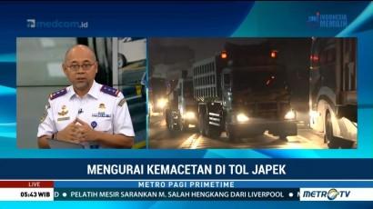 Mengurai Kemacetan di Tol Jakarta-Cikampek (2)