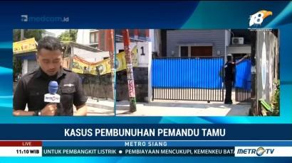 Polisi Gelar Prarekonstruksi Kasus Penemuan Mayat Dalam Lemari Usai Salat Jumat